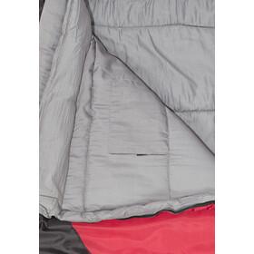 CAMPZ Desert Pro 300 Sacos de dormir, red/black